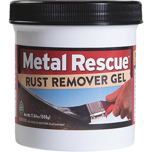 Metal Rescue 17.64 Oz. Rust Remover Gel