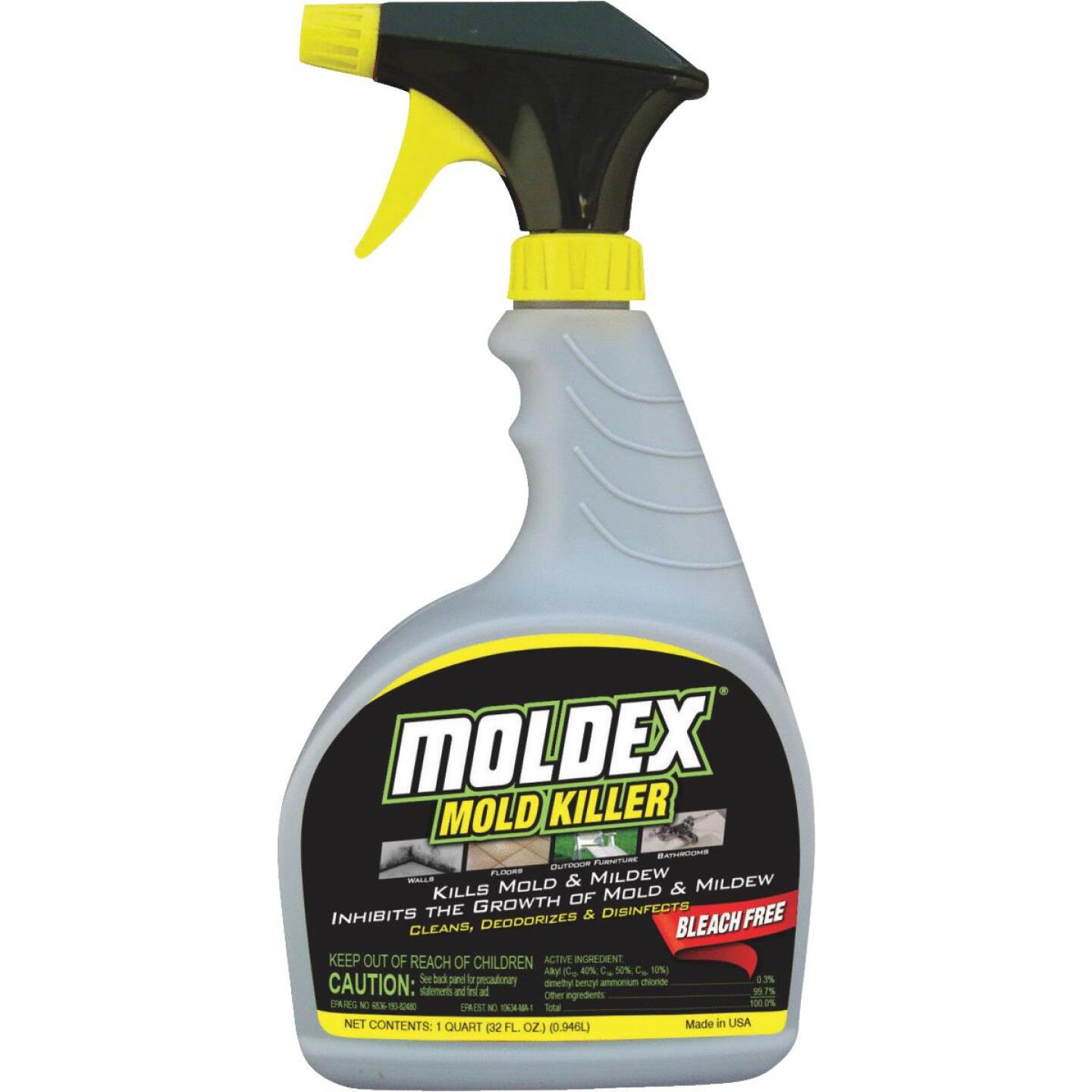 Moldex 32 Oz. Disinfectant Mold Killer Image 1