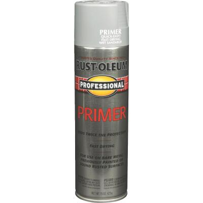 Rust-Oleum Professional Gray 15 Oz. All-Purpose Spray Paint Primer