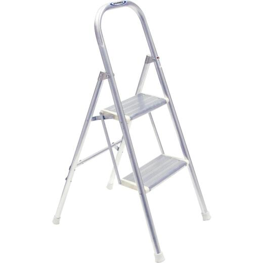 Werner Type III Aluminum Folding Step Stool
