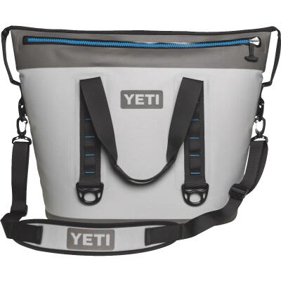 Yeti Hopper Two 40 Gray Soft-Side Cooler (34-Can)