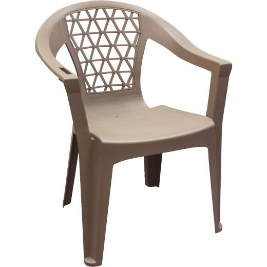 Adams Penza Portobello Resin Stackable Chair