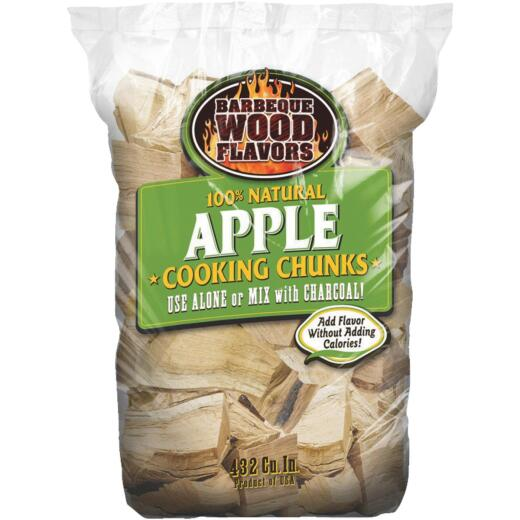 Barbeque Wood Flavors 6 Lb. Apple Smoking Chunks