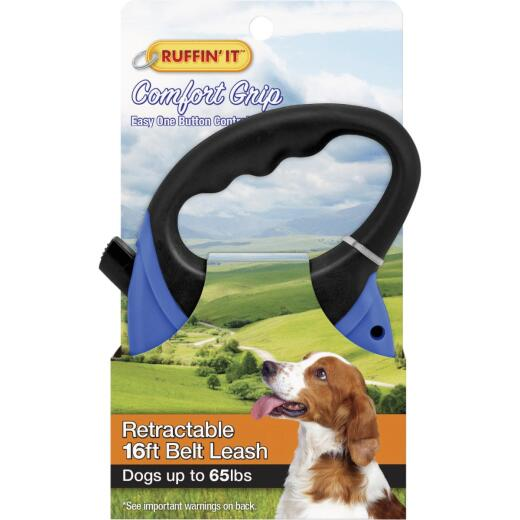 Westminster Pet Ruffin' it Up to 65 Lb. 16 Ft. Cord Retractable Leash
