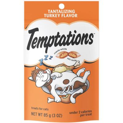 Pedigree Temptations Tantalizing Turkey 3 Oz. Cat Treat