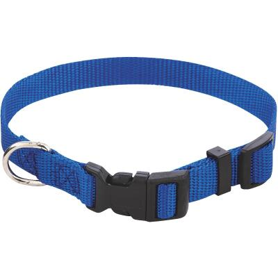 Westminster Pet Ruffin' it Adjustable 10 In. to 16 In. Nylon Dog Collar