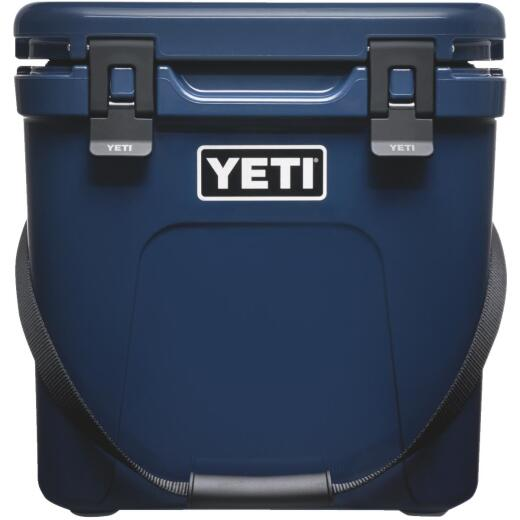 Yeti Roadie 24, 18-Can Cooler, Navy