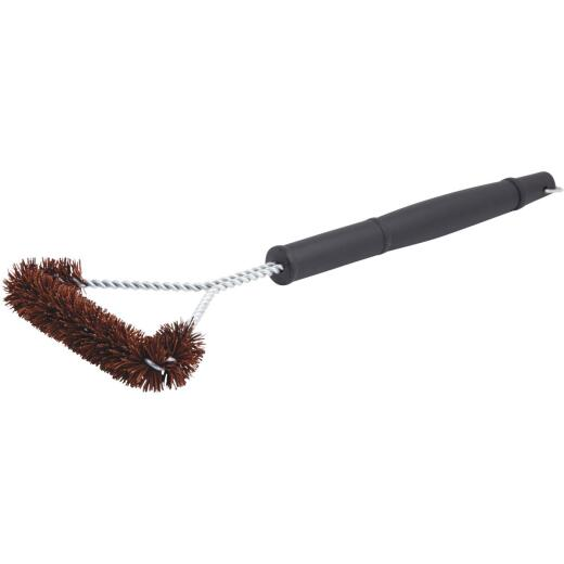Grillpro 18 In. Extra Wide Palmyra Grill Brush