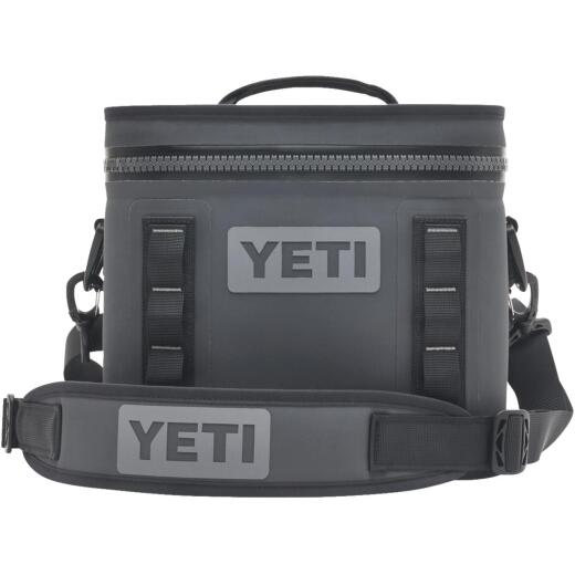 Yeti Hopper Flip 8 Charcoal Soft-Side Cooler (8-Can)