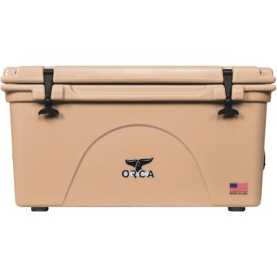 Orca 75 Qt. 90-Can Cooler, Tan